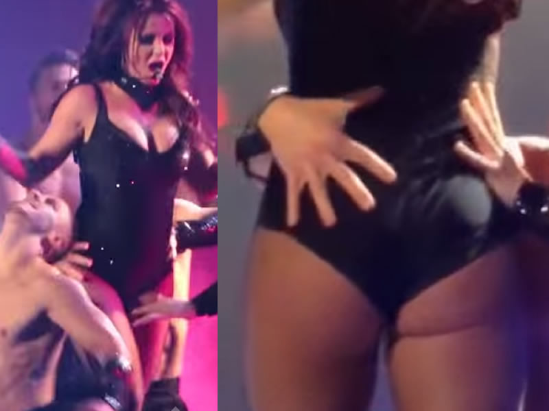 Allstar booty britney spears sexy tribute 1 6