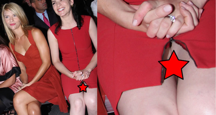 Julianna Margulies Nude Pantyhose 33