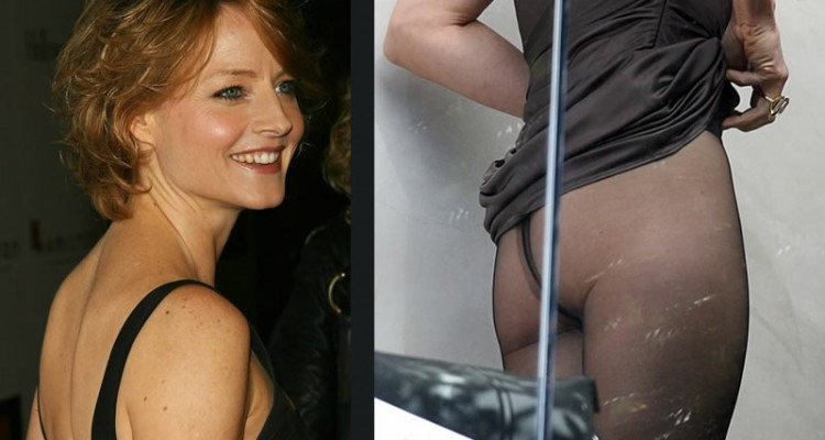 Thats jodie foster pantyhose Good