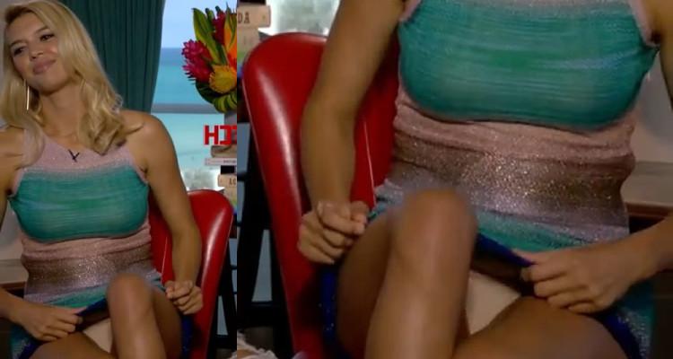 Kelly Rohrbach Upskirt Pics + Video (MovieLaLa)