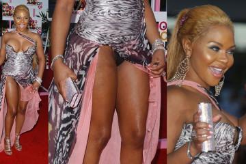 Lil Kim Upskirt - 2004 MTV Video Music Awards
