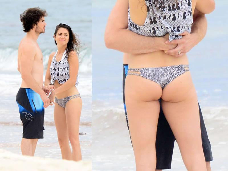 Nikki Reed Panties HD