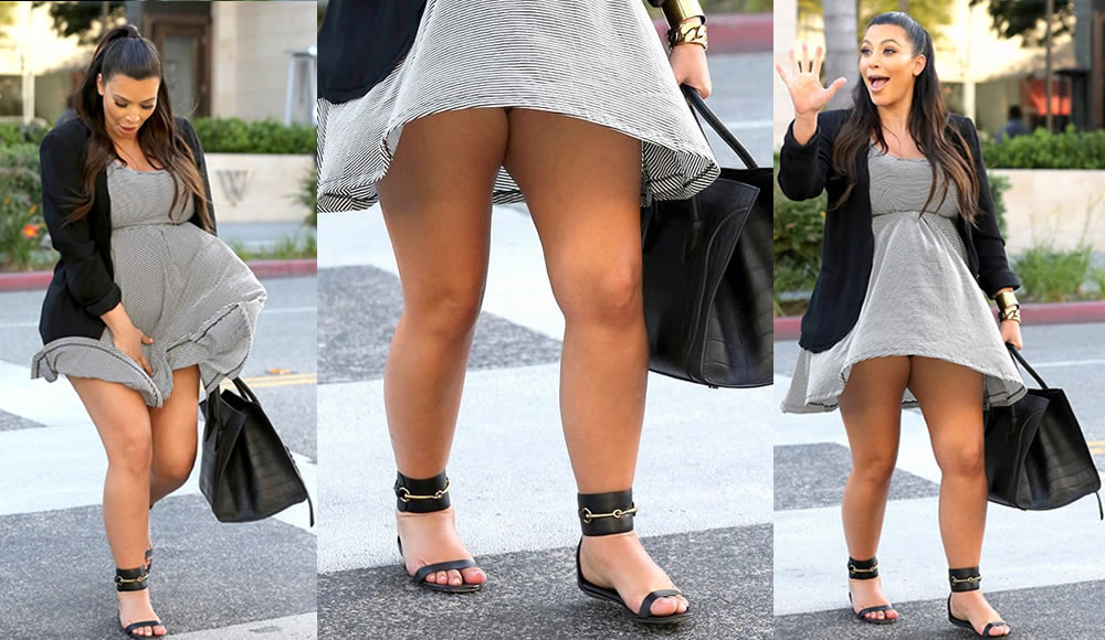 Kim Kardashian High Heels Collection
