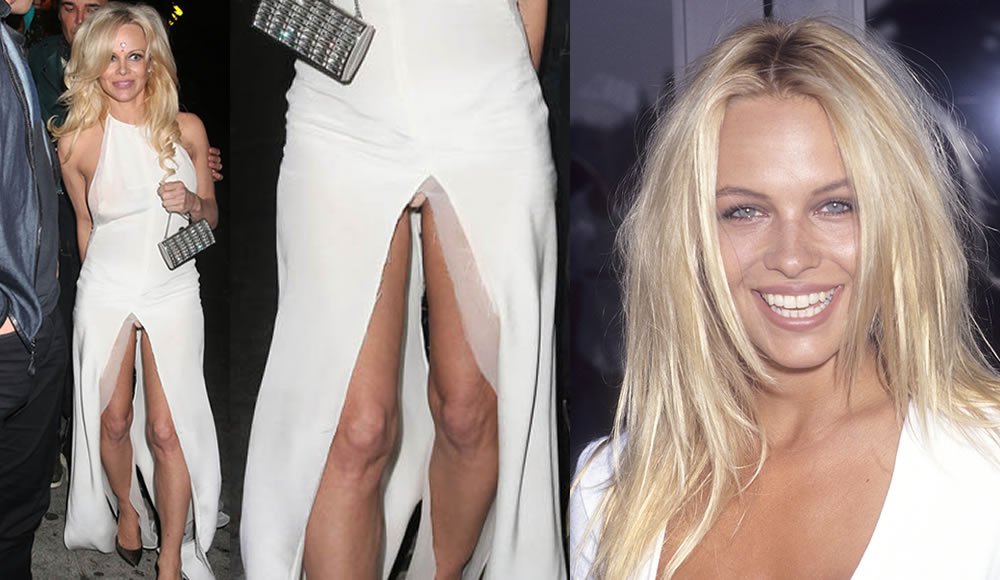 Pamela Anderson In Panties