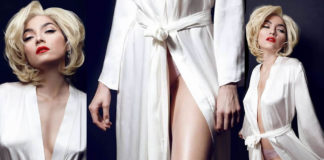 Blanca Blanco Upskirt