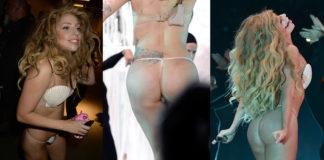 Gaga pussy lady Lady Gaga